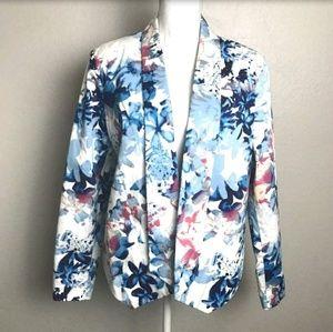 🆕 Mossimo floral blazer